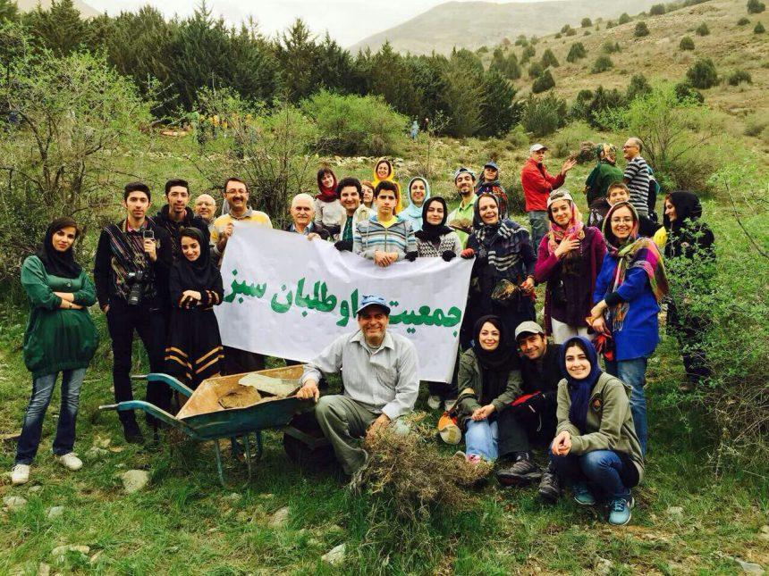 مشارکت درایجاد سپر آتش برای حفاظت از جنگل ها